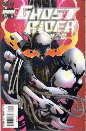 Ghost Rider 2099 Vol 1 20