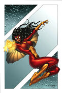 Giant-Size Spider-Woman Vol 1 1 Textless