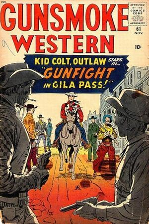 Gunsmoke Western Vol 1 61