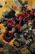 Hulk Vol 2 22 Finch Variant Textless