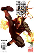 Immortal Iron Fist Vol 1 27 Marko Djurdjevic Variant