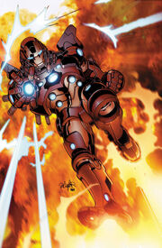 Invincible Iron Man Vol 1 523 Textless