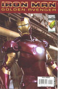 Iron Man Golden Avenger Vol 1 1