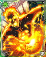 Jonathan Storm (Earth-616) from Marvel War of Heroes 012