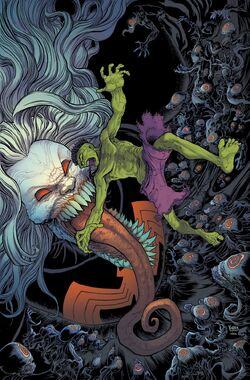 King in Black Immortal Hulk Vol 1 1 Textless