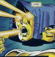 Living Tribunal (Multiverse)-Marvel Versus DC Vol 1 2 001