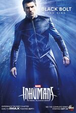 Marvel's Inhumans poster 012
