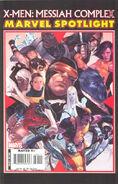 Marvel Spotlight X-Men - Messiah Complex Vol 1 1