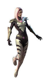 Melissa Gold (Earth-6109) from Marvel Ultimate Alliance 2 001