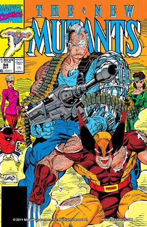 New Mutants Vol 1 94