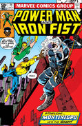 Power Man and Iron Fist Vol 1 71