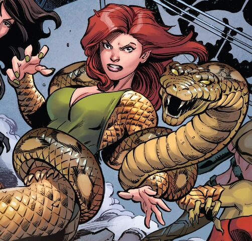 File:Princess Python (Ultimate) (Earth-61610) from Ultimate End Vol 1 1 001.jpg