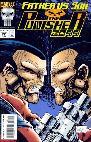 Punisher 2099 Vol 1 22