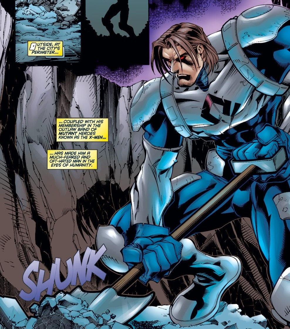 Remy LeBeau (Earth-616)-Uncanny X-Men Vol 1 345 001