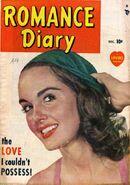 Romance Diary Vol 1 1