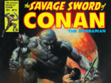 Savage Sword of Conan Vol 1 15