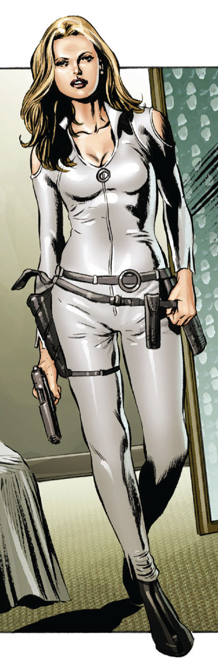 Sharon Carter (Earth-616) from Captain America Vol 5 27 001