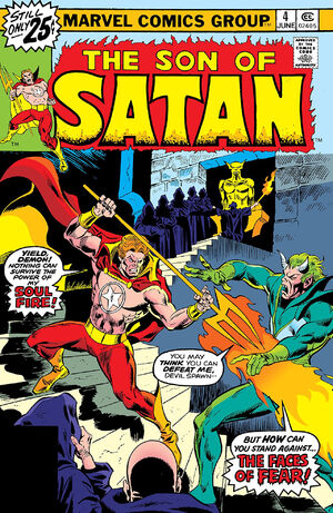Son of Satan Vol 1 4