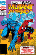 Spider-Man The Mutant Agenda Vol 1 1