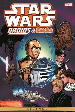 Star Wars Droids Ewoks Omnibus Vol 1 1 Colon Cover