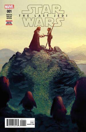 Star Wars The Last Jedi Adaptation Vol 1 1