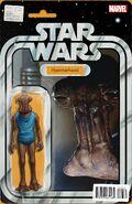 Star Wars Vol 2 14 Action Figure Variant