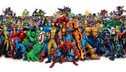 The Original Marvel Universe