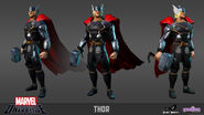 Thor Odinson (Earth-TRN258) from Marvel Heroes (video game) 0001