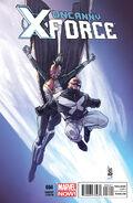 Uncanny X-Force Vol 2 4 Larroca Variant