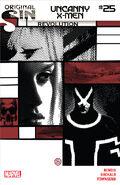Uncanny X-Men Vol 3 25