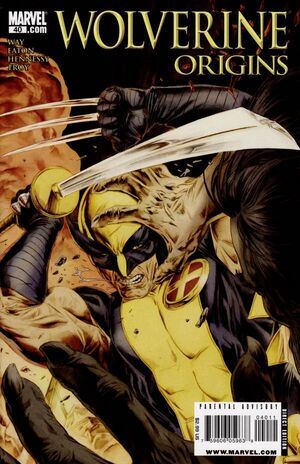 Wolverine Origins Vol 1 40