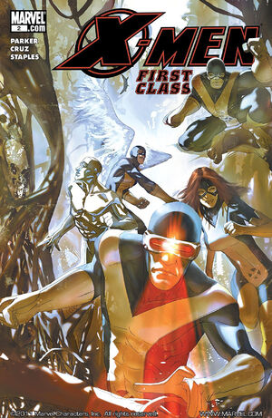 X-Men First Class Vol 2 2