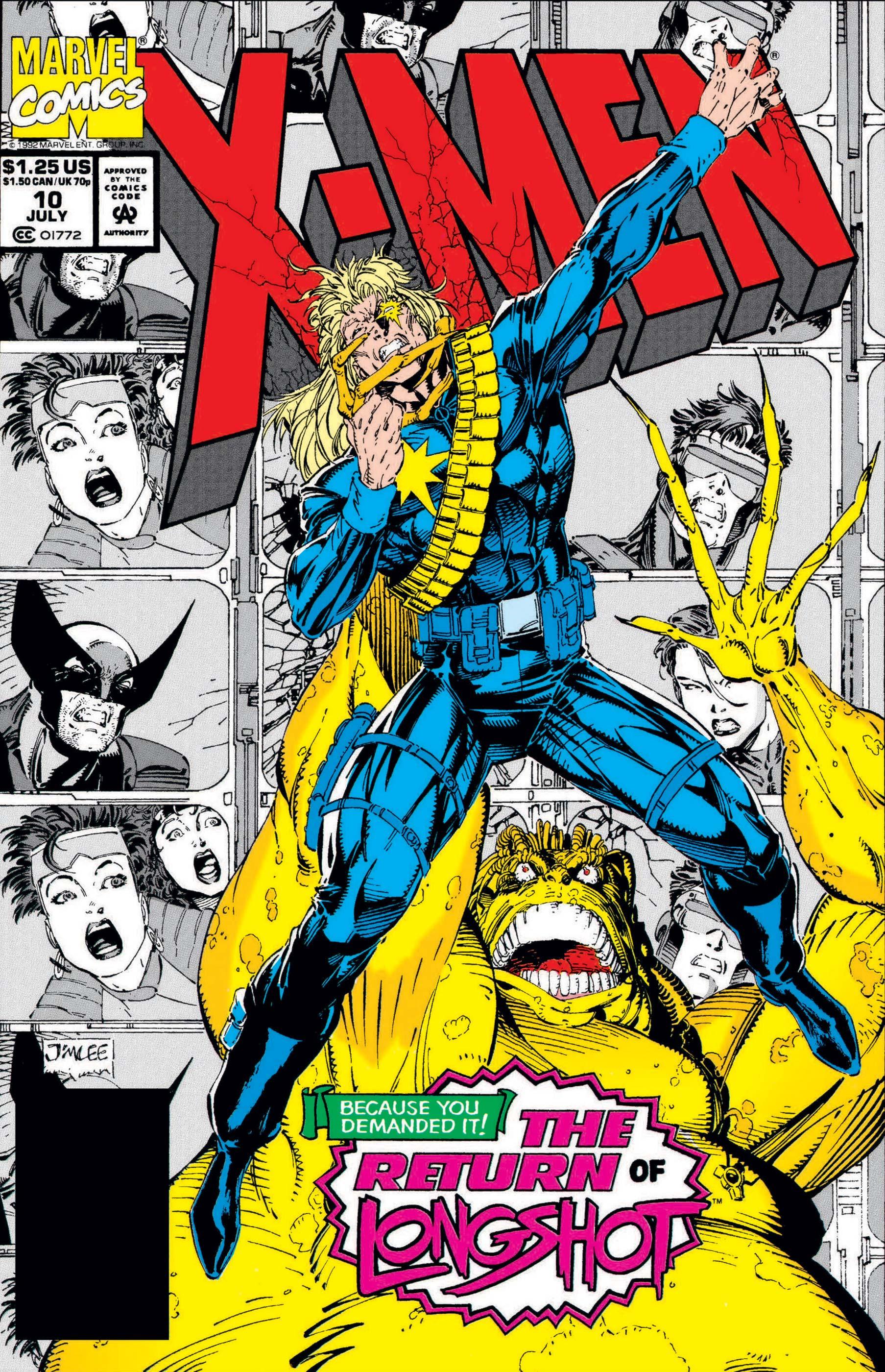 X Men 2 Comic X-Men Vol 2 10 | Marve...