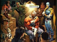 Anti-Registration Underground (Earth-616) from Civil War Front Line Vol 1 3 001