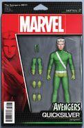 Avengers Vol 7 1.1 Action Figure Variant