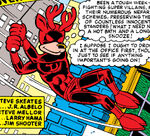 Batt Burdock (Earth-8311) from Peter Porker The Spectacular Spider-Ham Vol 1 7 0001