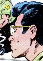 Bill (Paramedic) (Earth-616) from Doctor Strange Vol 2 79 001