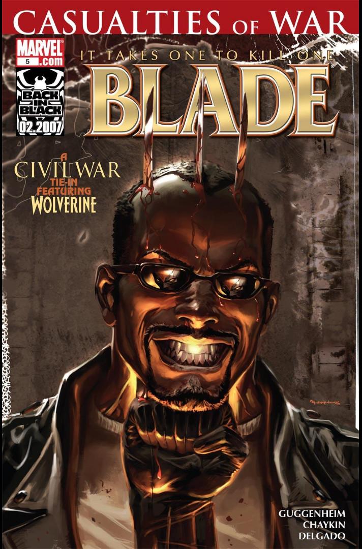 Blade Vol 4 5