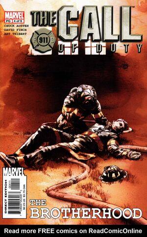 Call of Duty The Brotherhood Vol 1 4