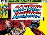 Captain America Vol 1 244