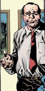 Chris (Merx) (Earth-616) from Spider-Man Unlimited Vol 3 7 0001