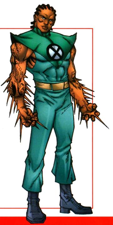 Darian Elliott Earth 616 Marvel Database Fandom