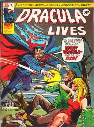 Dracula Lives (UK) Vol 1 11