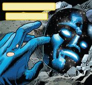 Eternity Mask from Marvel Comics Vol 1 1000 001