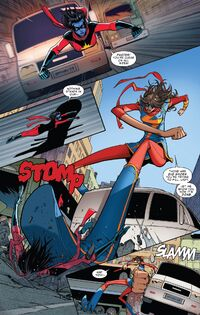 Kamala Khan (Earth-616) from Amazing Spider-Man Vol 3 7 002