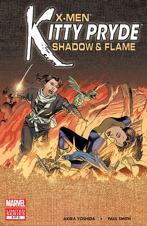 Kitty Pryde Shadow and Flame Vol 1 5