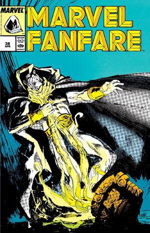 Marvel Fanfare Vol 1 38