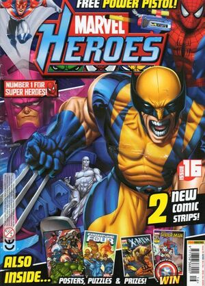 Marvel Heroes (UK) Vol 1 16