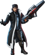 Maximus Boltagon (Earth-TRN765) from Marvel Ultimate Alliance 3 The Black Order 002