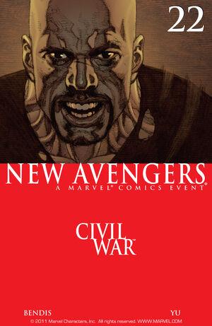 New Avengers Vol 1 22